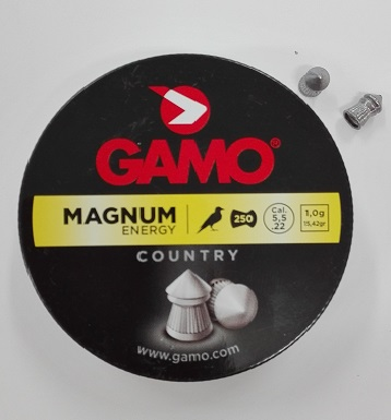 Diabolky 5,5mm GAMO Magnum Energy 250ks