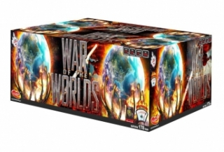 Baterie War of worlds