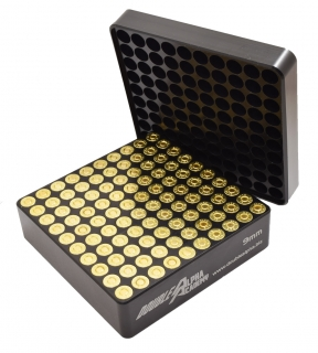 DAA 100 - Pocket 9mm Gauge, with flip tray